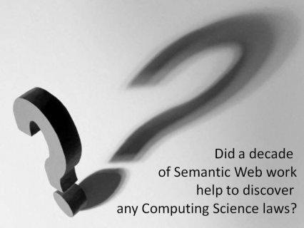 Did a decade of Semantic Web