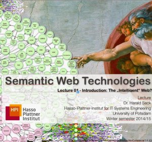 Web semantics research topics