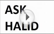 ask halid any question or meaning of a dream
