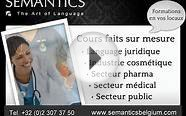 Cours de langue sur mesure : Semantics - The Art of Language