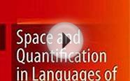 Download Space and Quantification in Languages of China