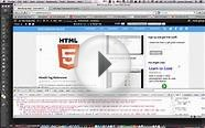 html5 articles asides and sections
