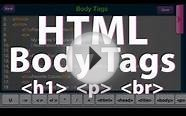 HTML Body Tags - L2Code HTML Tutorial (Header Tag