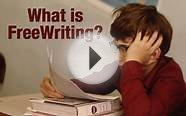 What is Free Writing?