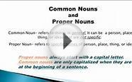 What Types of Nouns Exist in English Language?